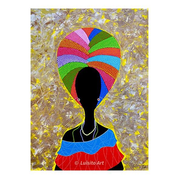 Luisito Art oeuvre Cubanas 1